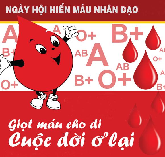 Hiến máu nhân đạo- truyền thông tốt đẹp của người Việt Nam